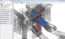 Integrated design in BIM